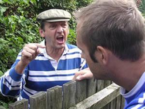 Fence Dispute